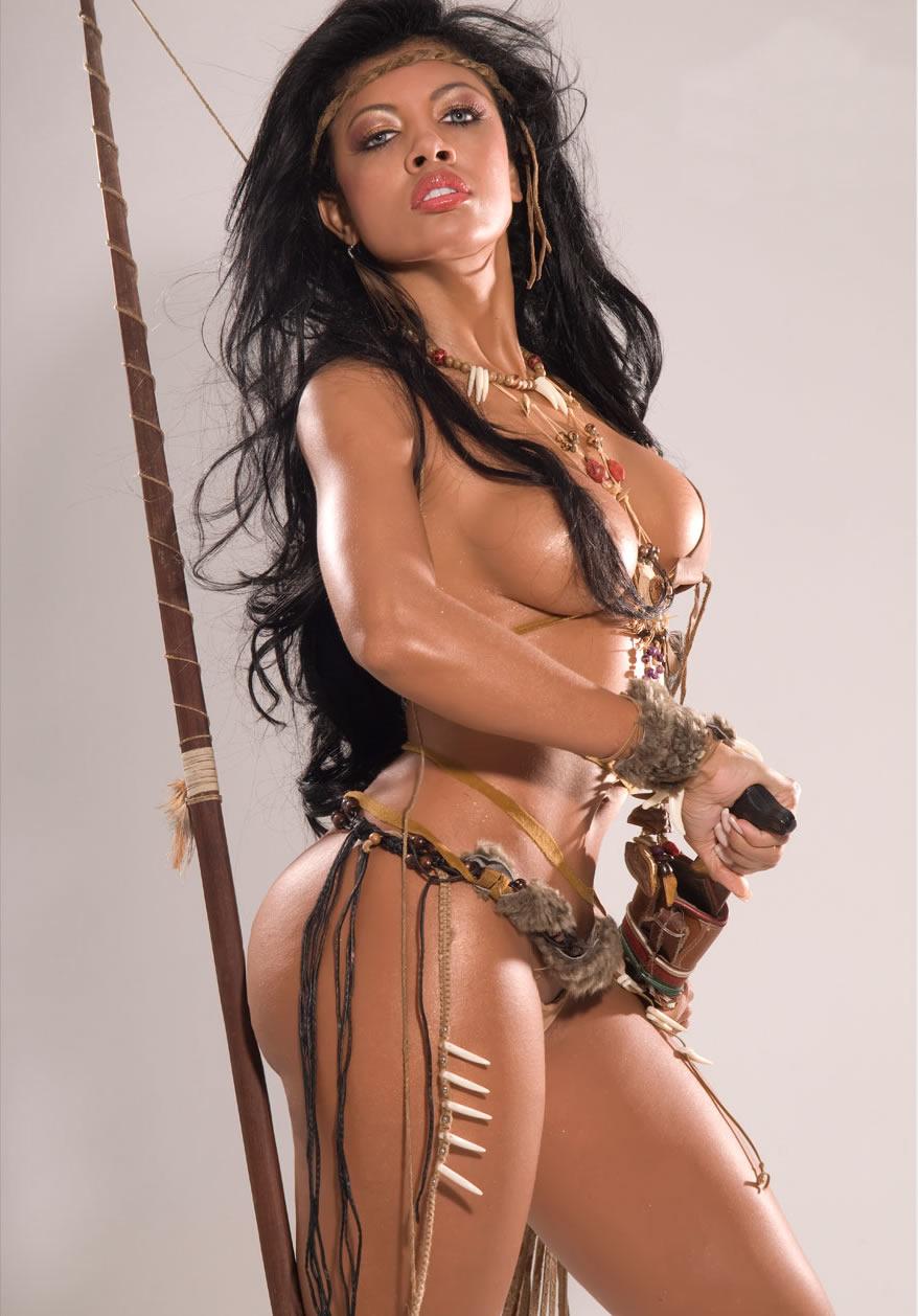 Thalia Sodi Naked Cool july 2012