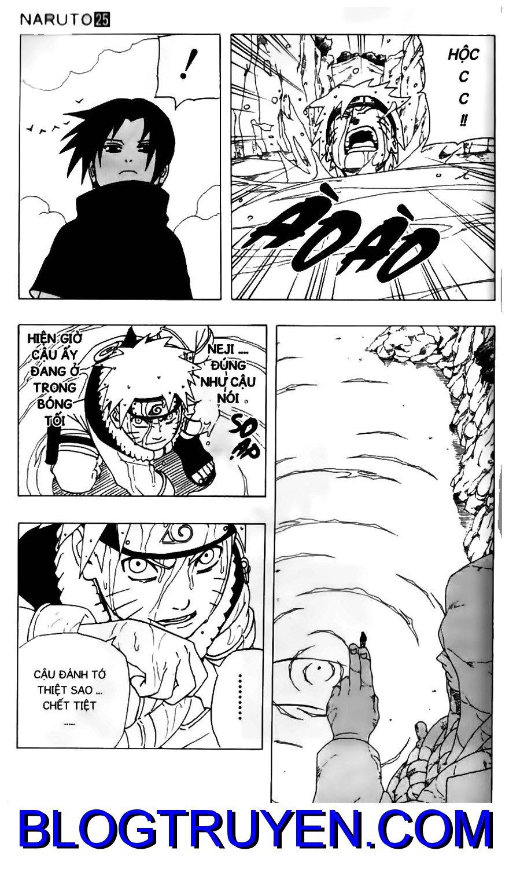 Naruto chap 225 Trang 17 - Mangak.info