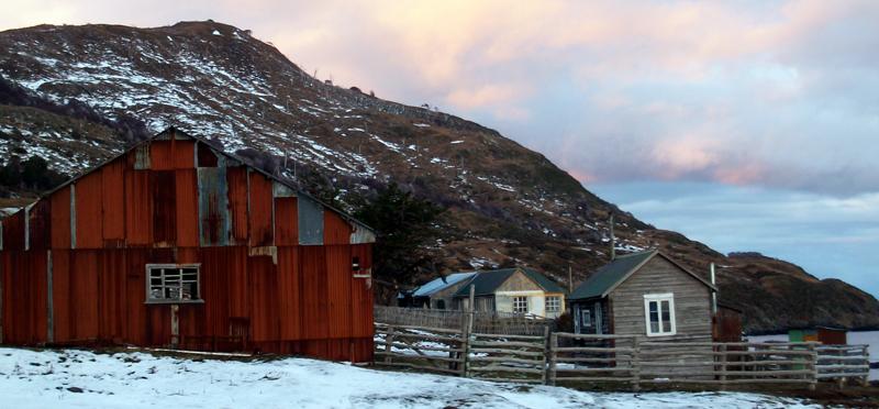 Estancia El Tunel - Tierra del Fuego