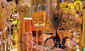 Manila Peninsula New Year's Eve 'Crystal' Gala Ball and Dinner