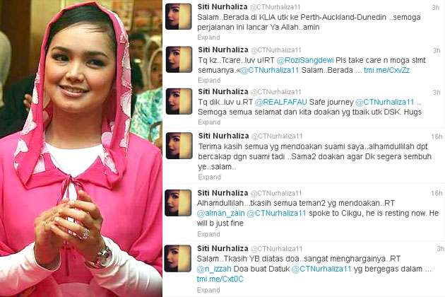 Sehelai Sepinggang Dari Jakarta, Siti Ke Queenstown!