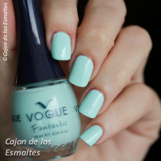 Esmaltes de uñas Vogue | Cajon de los esmaltes