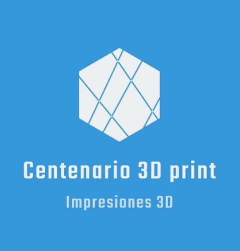 CENTENARIO 3D PRINT