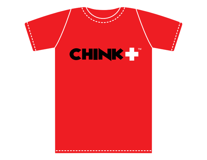 Get Free Chink+ Shirt when you buy the Money Kit
