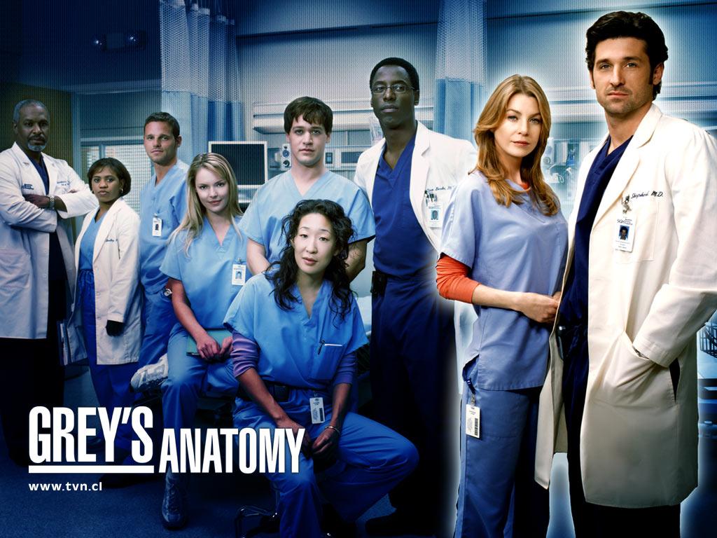 Ausgezeichnet Greys Anatomy Online Serie Ideen - Anatomie Von ...