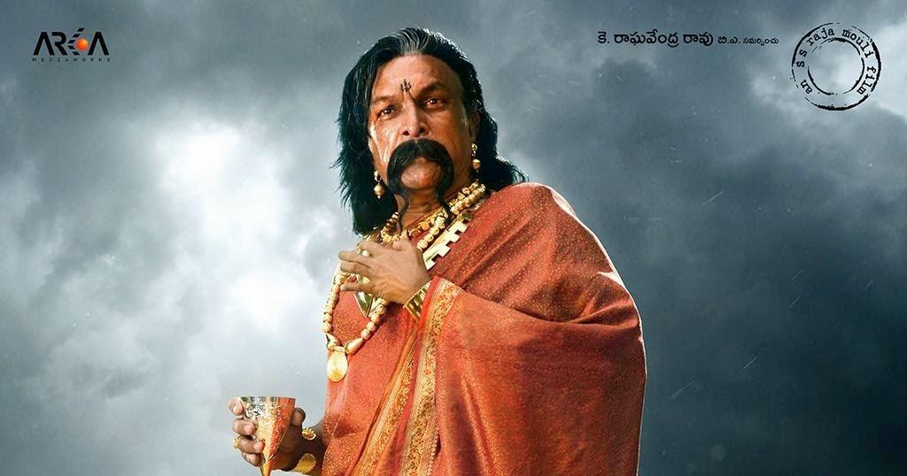 Rajamouli released 'Bahubali' latest Nasser in as ...