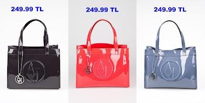 Armani 2013 çanta fiyatları