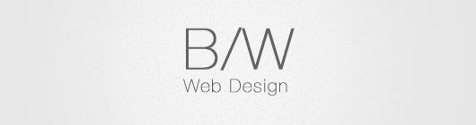Why Black and White is Good for Web Design