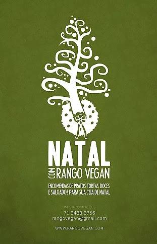 Rango Vegan: Banner Natalino (clique para ampliar)