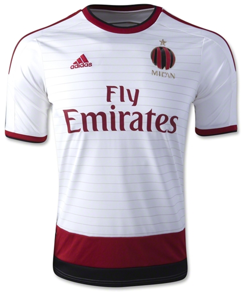 Jersey Tandang  I Rossoneri Curva Sud Red Black Milanisti Indonesia 2015