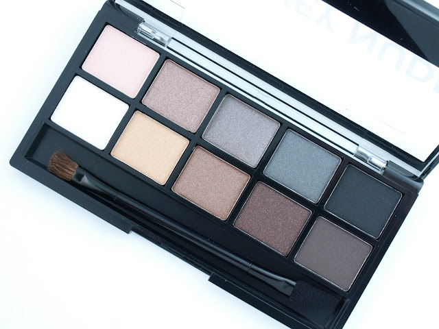 Annabelle Smokey Nudes Palette: Review and Swatches