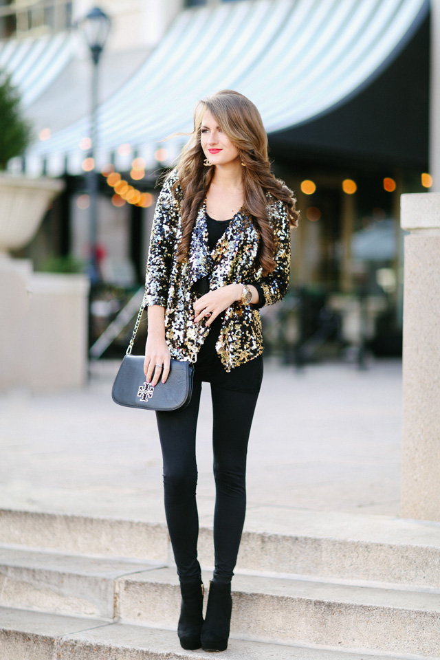 Southern Curls u0026 Pearls New Yearu0026#39;s Eve Outfit Inspo...