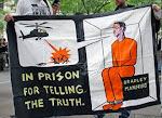 No es crimen denunciar crímenes de guerra