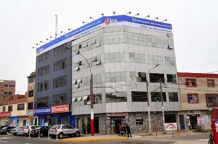Hospital de la Solidaridad - San Martín de Porres
