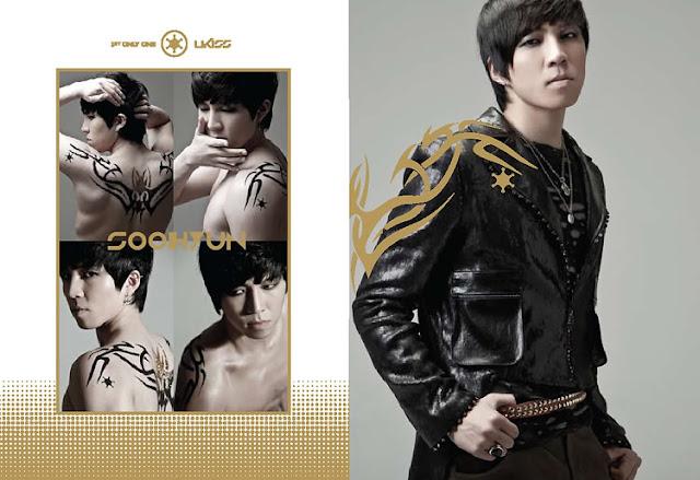U-kiss Soohyun 2013 pics
