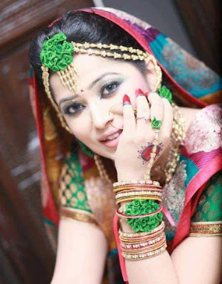 Rajasthani man and Woman Pictures