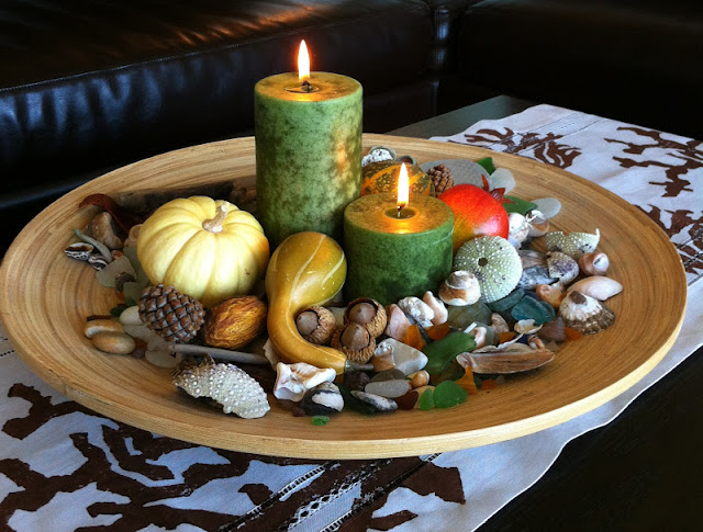 Carons Autumn Centerpiece