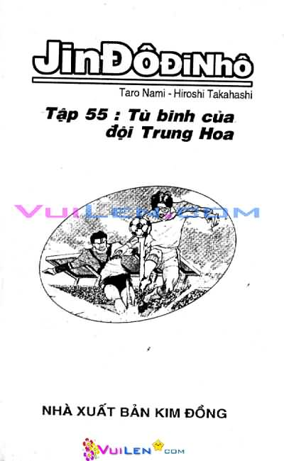 Jindodinho - Đường Dẫn Đến Khung Thành III Tập 55 page 1 Congtruyen24h