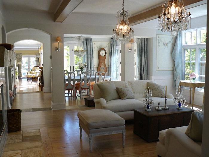 Diseño de interiores & arquitectura: interiores de un hogar típico ...