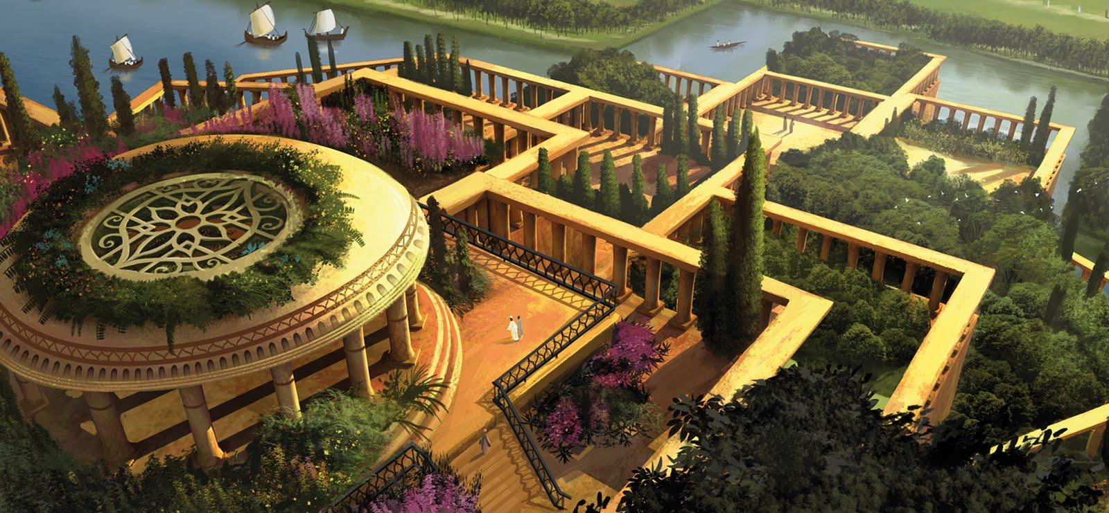 Jardin Moderne Minecraft