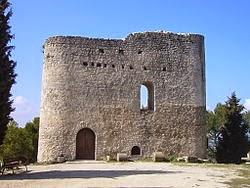Castillo de la Tossa de Montbuy