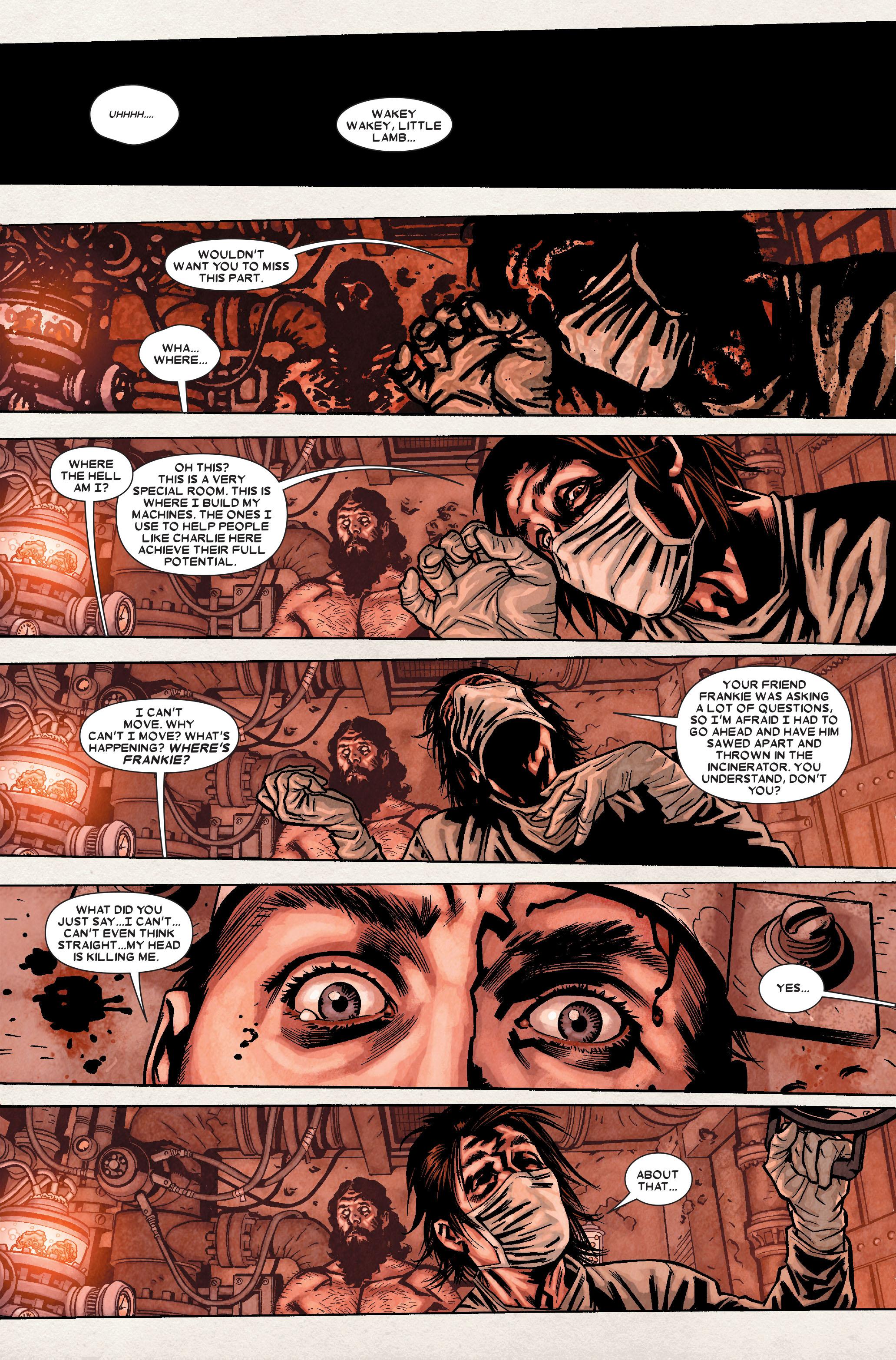 Wolverine: Weapon X #7 #10 - English 15