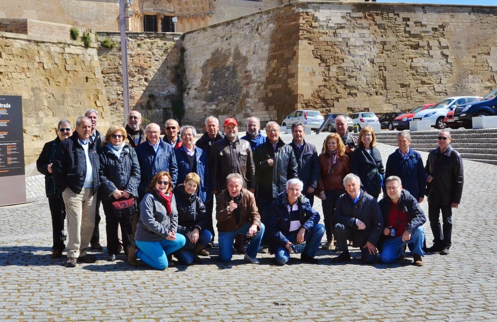27-3-14 Lleida, Anglesola, Cervera