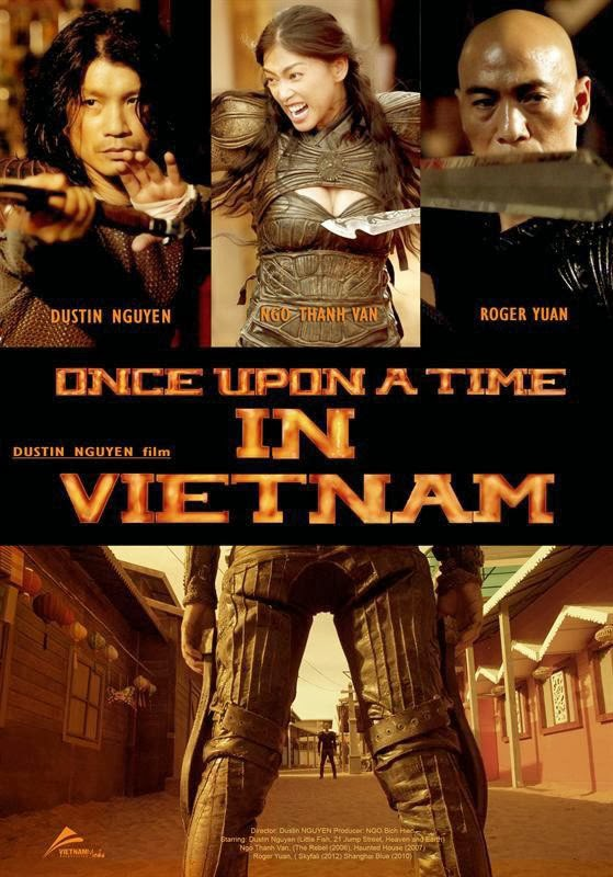 Lửa Phật - Once Upon A Time In Vietnam