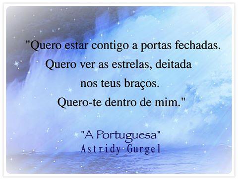 A Portuguesa.