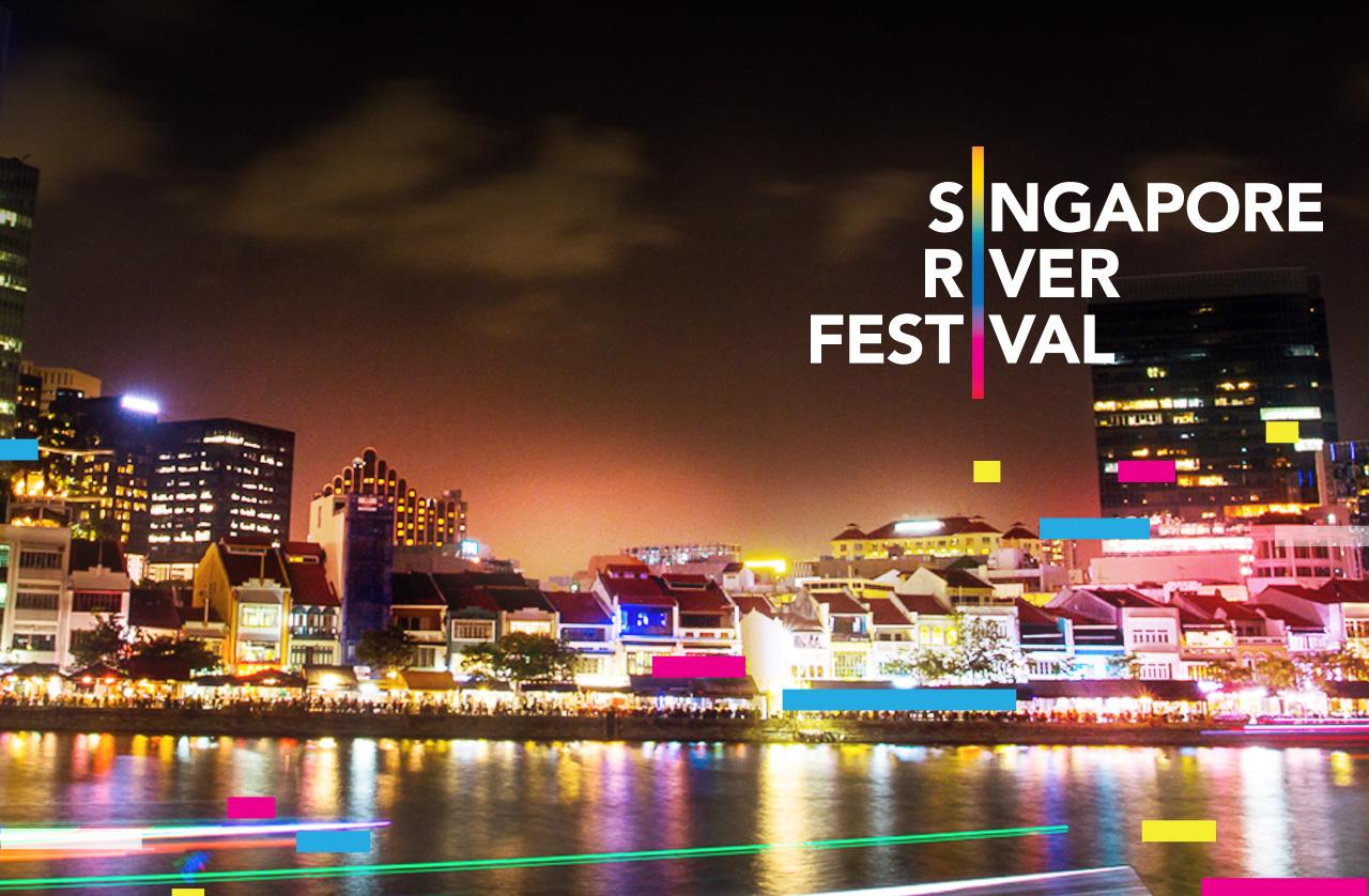 Celebrate Singapore at Singapore River Festival 2015 ...