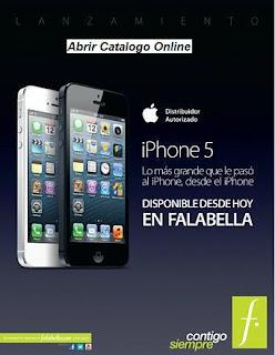 catalogo falabella apple navidad 2012