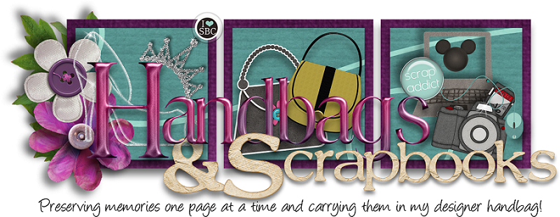 Handbags &amp; Scrapbooks