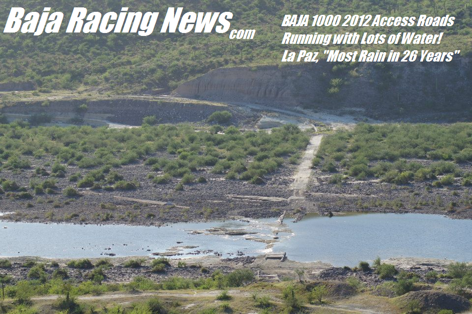 Baja Racing News LIVE!