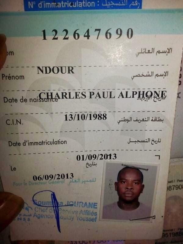 Marruecos : Ndour, otro senegalés asesinado a causa de la pasividad de la policía marroquí