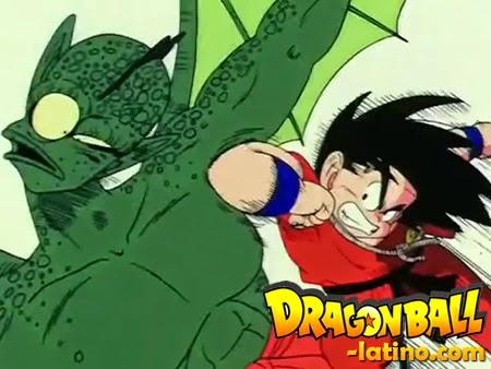 Dragon Ball capitulo 108