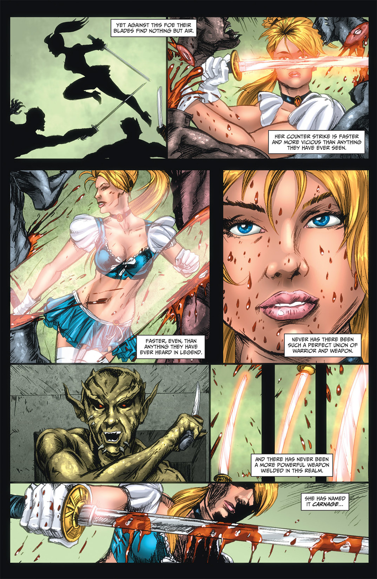 Grimm Fairy Tales (2005) Issue #47 #50 - English 5