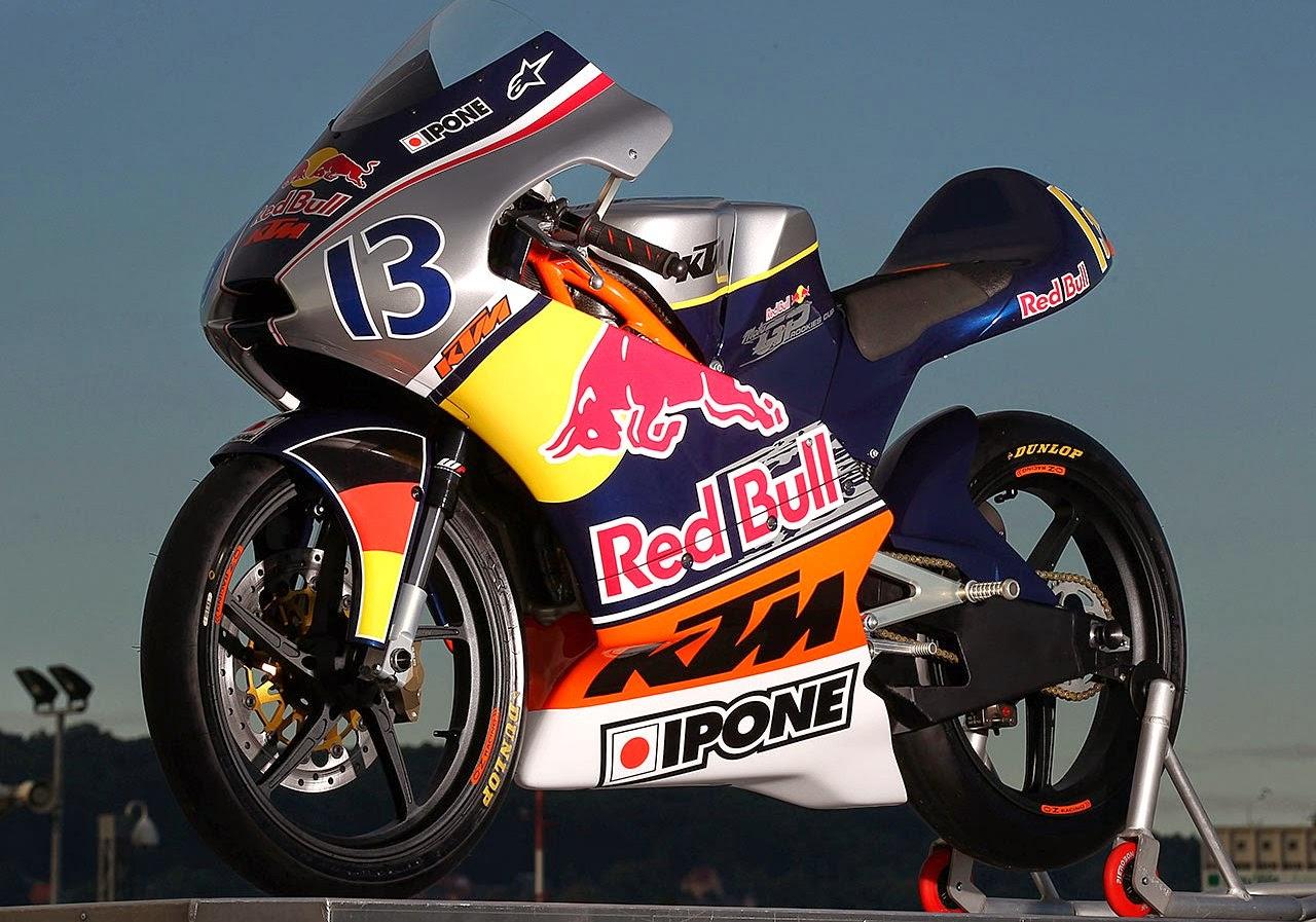 KTM Motogp Rookies Cup Bikes Hd Wallpapers