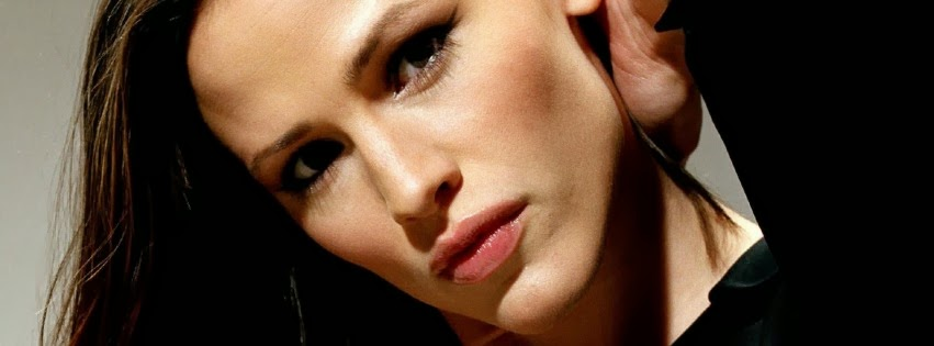Facebook cover of stunning jennifer garner.