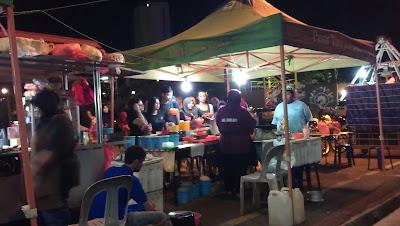 Burger Pirate Park Melaka