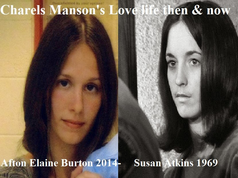 Charles manson gets marriage license to wed prison groupie afton star