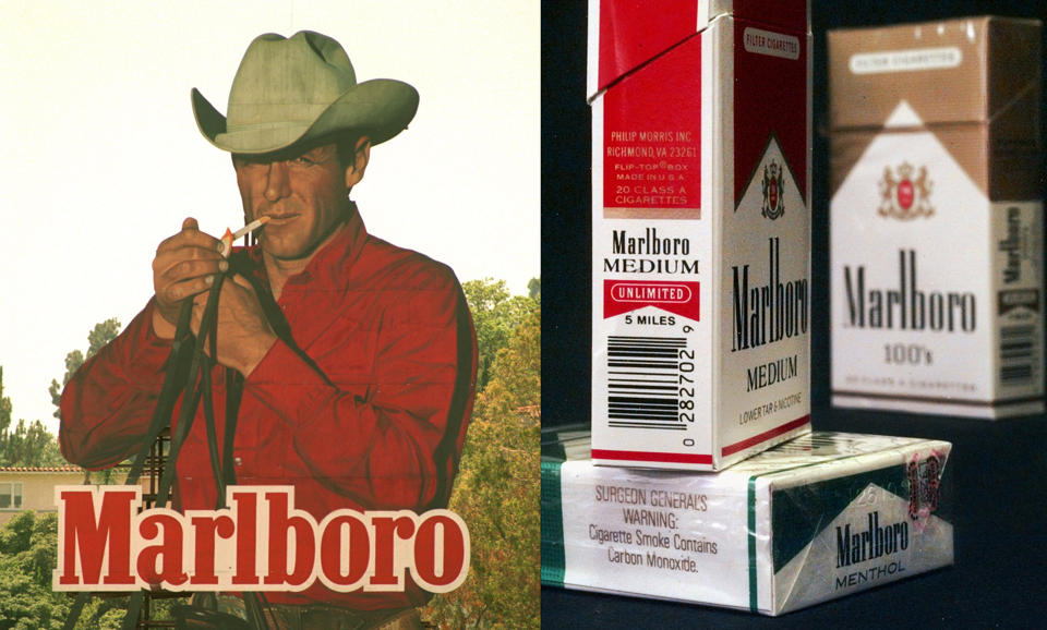 Where can you buy Marlboro cigarettes in Montana