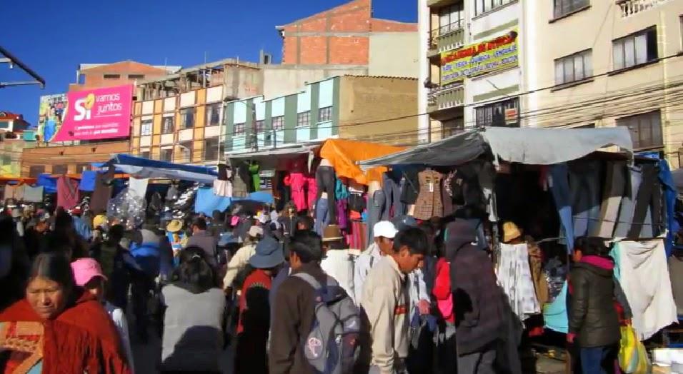 Patentes en El Alto