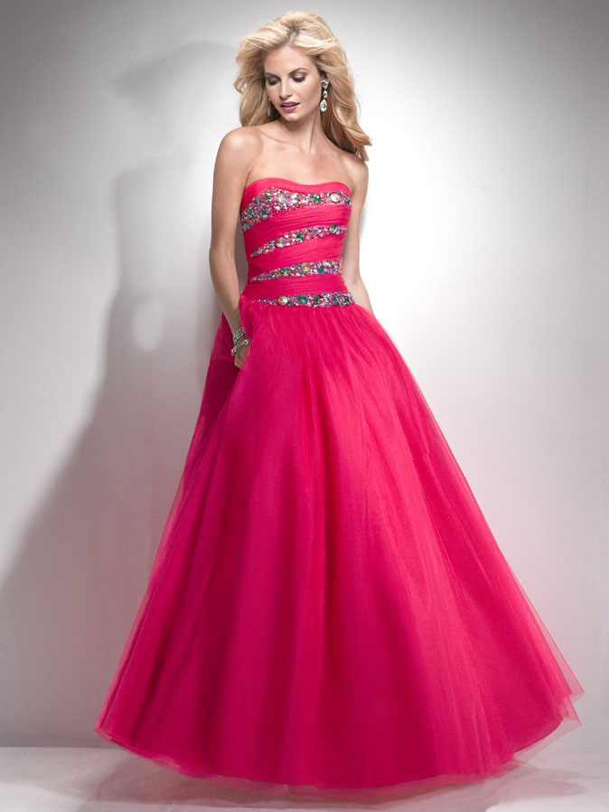 Prom Dresses From Flirt by Maggie Sottero | Beauty Fashion Girl Stylish