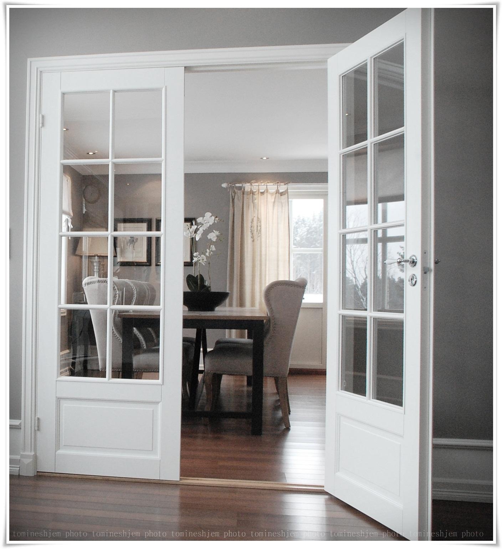 tomines hjem nye d rer. Black Bedroom Furniture Sets. Home Design Ideas