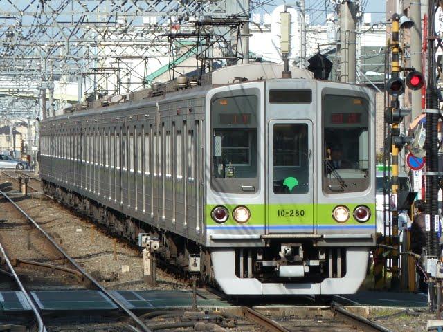 都営新宿線 回送3 10-000形280F