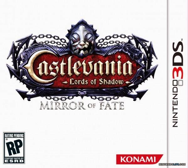 Castlevania: LoS: Mirror of Fate (Español) (Nintendo 3DS)