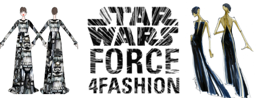 Star Wars-Themed fashion shows.