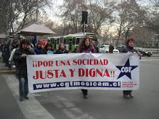 Confederación General de Trabajadores  CGT-CHILE