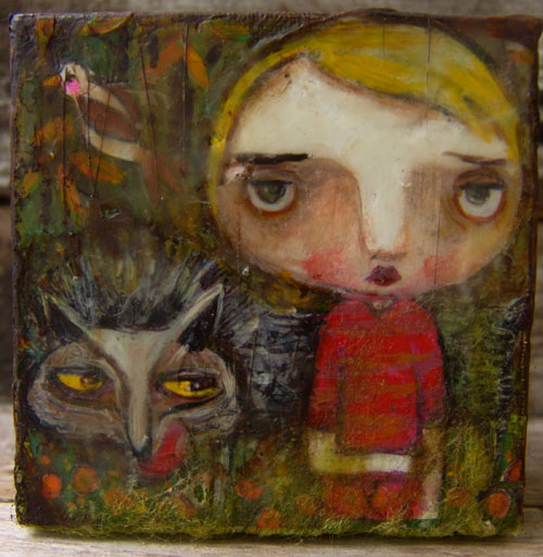 , Tasmanian Artist and Doll maker: The Enchanted Forest Series
