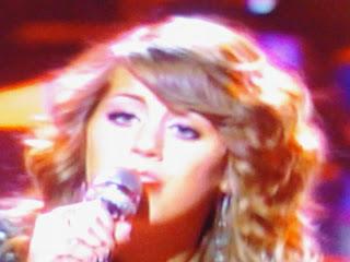 American Idol Angela